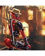 Deadpool Bust A Move Dell XPS Skin