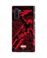 Defender Daredevil Galaxy Note 10 Pro Case