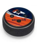 Denver Broncos Amazon Echo Dot Skin