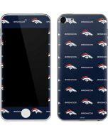 Denver Broncos Blitz Series Apple iPod Skin
