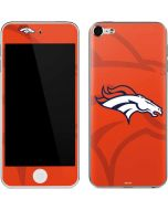Denver Broncos Double Vision Apple iPod Skin