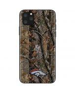 Denver Broncos Realtree AP Camo iPhone 11 Pro Max Skin