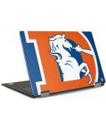 Denver Broncos Retro Logo Dell XPS Skin