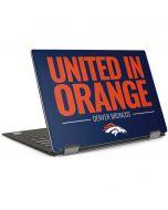Denver Broncos Team Motto Dell XPS Skin