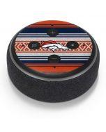 Denver Broncos Trailblazer Amazon Echo Dot Skin