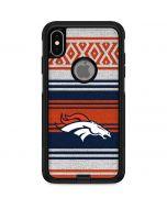 Denver Broncos Trailblazer Otterbox Commuter iPhone Skin