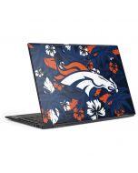 Denver Broncos Tropical Print HP Envy Skin