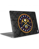 Denver Nuggets Dark Rust Apple MacBook Air Skin