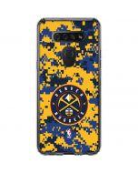 Denver Nuggets Digi Camo LG K51/Q51 Clear Case