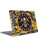 Denver Nuggets Digi Camo Apple MacBook Air Skin