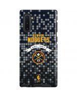 Denver Nuggets Digi Galaxy Note 10 Pro Case