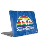 Denver Nuggets Hardwood Classics Apple MacBook Air Skin