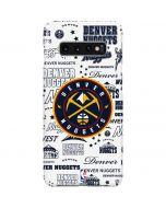 Denver Nuggets Historic Blast Galaxy S10 Plus Lite Case