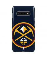 Denver Nuggets Large Logo Galaxy S10 Plus Lite Case