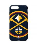 Denver Nuggets Large Logo iPhone 7 Plus Pro Case