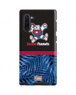 Denver Nuggets Retro Palms Galaxy Note 10 Pro Case