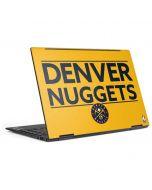 Denver Nuggets Standard - Blue HP Envy Skin