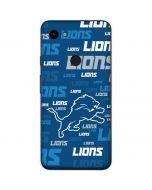 Detroit Lions - Blast Alternate Google Pixel 3a Skin