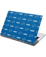 Detroit Lions Blitz Series Yoga 910 2-in-1 14in Touch-Screen Skin