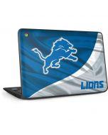 Detroit Lions HP Chromebook Skin
