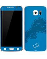 Detroit Lions Double Vision Galaxy S6 Edge Skin