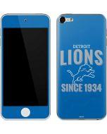 Detroit Lions Helmet Apple iPod Skin