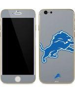 Detroit Lions Large Logo iPhone 6/6s Skin