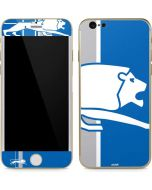 Detroit Lions Retro Logo iPhone 6/6s Skin
