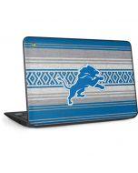 Detroit Lions Trailblazer HP Chromebook Skin