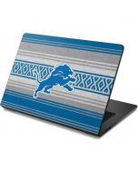 Detroit Lions Trailblazer Dell Chromebook Skin