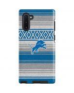 Detroit Lions Trailblazer Galaxy Note 10 Pro Case