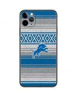 Detroit Lions Trailblazer iPhone 11 Pro Max Skin