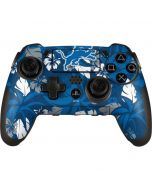 Detroit Lions Tropical Print PlayStation Scuf Vantage 2 Controller Skin