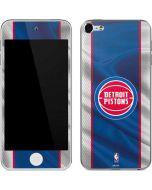 Detroit Pistons Away Jersey Apple iPod Skin