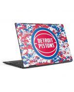 Detroit Pistons Digi Camo HP Envy Skin