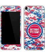 Detroit Pistons Digi Camo Apple iPod Skin