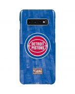Detroit Pistons Hardwood Classics Galaxy S10 Plus Lite Case