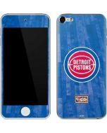 Detroit Pistons Hardwood Classics Apple iPod Skin