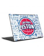 Detroit Pistons Historic Blast HP Envy Skin