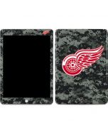 Detroit Red Wings Camo Apple iPad Skin