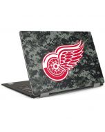 Detroit Red Wings Camo Dell XPS Skin