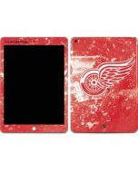 Detroit Red Wings Frozen Apple iPad Skin