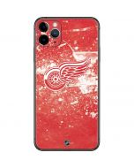 Detroit Red Wings Frozen iPhone 11 Pro Max Skin