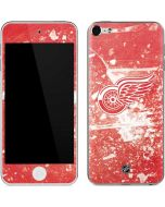 Detroit Red Wings Frozen Apple iPod Skin