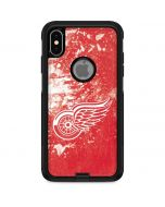 Detroit Red Wings Frozen Otterbox Commuter iPhone Skin