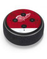 Detroit Red Wings Home Jersey Amazon Echo Dot Skin
