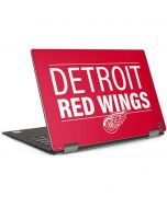 Detroit Red Wings Lineup Dell XPS Skin