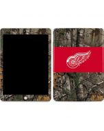Detroit Red Wings Realtree Xtra Camo Apple iPad Skin