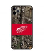 Detroit Red Wings Realtree Xtra Camo iPhone 11 Pro Max Skin