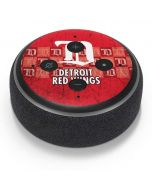 Detroit Red Wings Vintage Amazon Echo Dot Skin